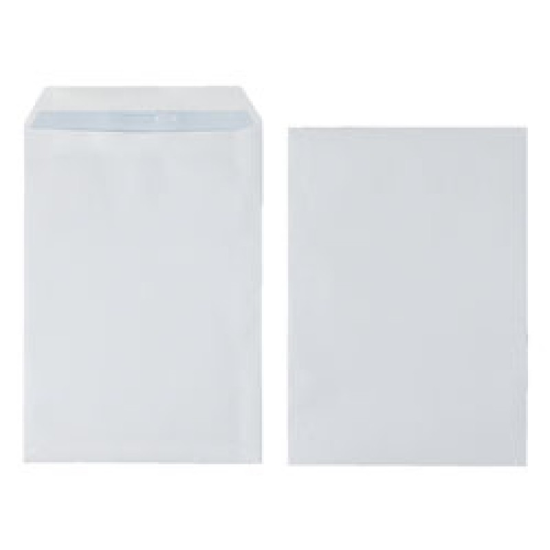 C4 A4 Plain White Envelopes