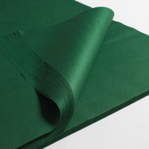 18x14 Acid Free Tissue Paper GREEN