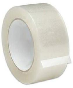 48mm x 66m Clear Packaging Tape