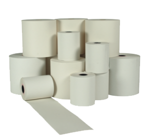 57 x 40mm THERMAL PAPER TILL ROLLS, CREDIT CARD, PDQ