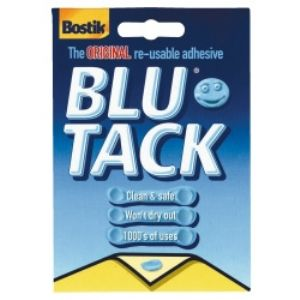 Bostik Blu-Tack Available in 64g & 116g