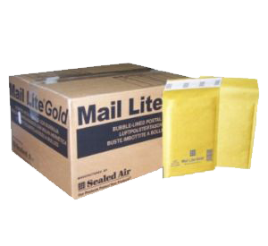 Gold Mail Lite Bubble/ Padded Envelopes