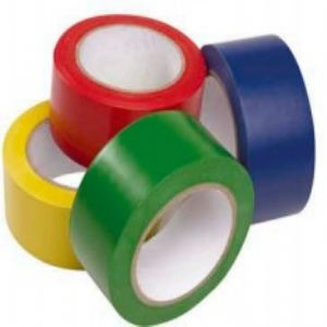 Red Lane Marking Tape 50mm x 33m