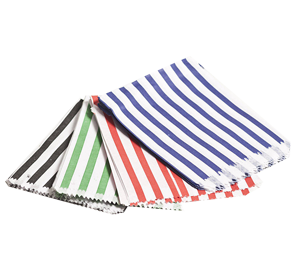 Striped Candy/Sweet Bags