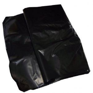 Strong Heavy Duty Black Refuse Sacks Bags 18x29x39